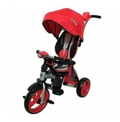 triciclo correpasillos con sombrilla para niños bebés