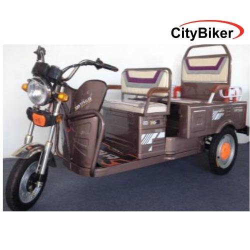 triciclo de adulto electrica + carga jx 500 video