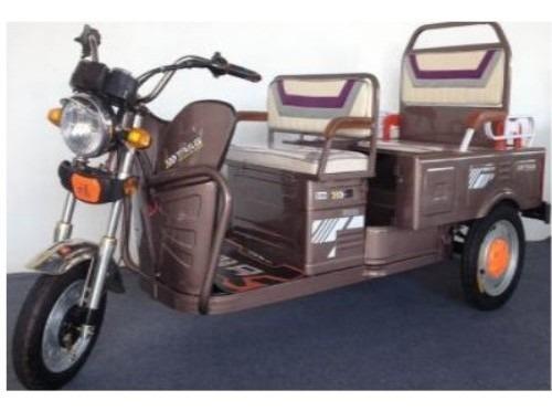triciclo de adulto electrica dual 500w. -citybiker cl