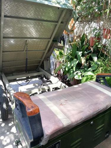 triciclo de carga 500kg. en exelente estado.