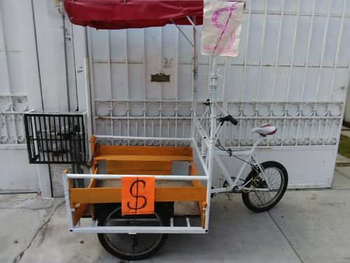 triciclo de carga para negocio