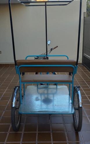 triciclo de pasajeros (sólo san luis potosí)