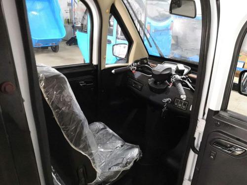 triciclo elec. sakura 1.5kw litio 3 plazas , bloq-  disco-