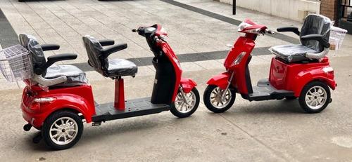 triciclo eléctrico 2 personas -viñolo vehículos eléctricos/g
