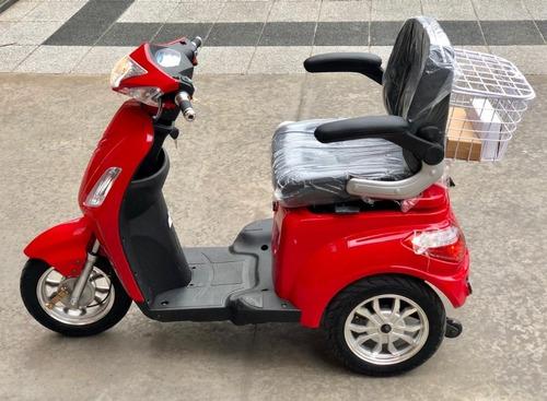 triciclo eléctrico 3er edad - viñolo vehículos eléctricos/e
