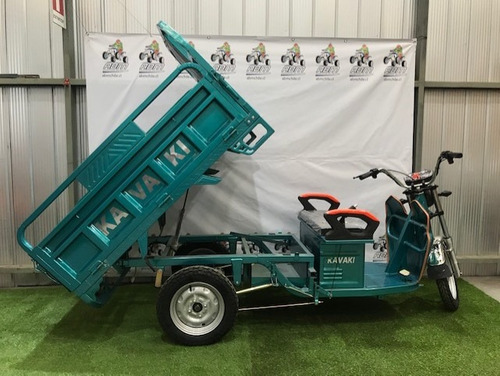 triciclo electrico con pick up oferta 663.865+iva
