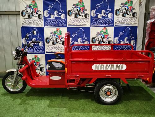 triciclo electrico con pick up oferta 990.000
