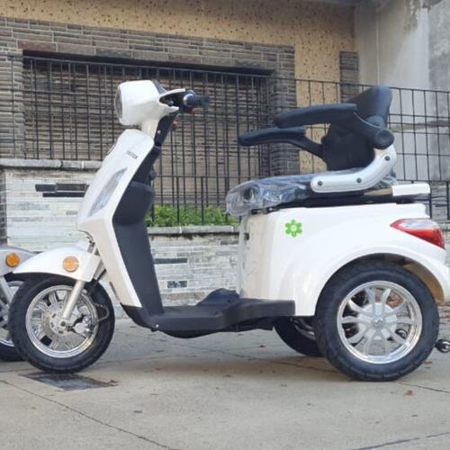 triciclo electrico elpra master -  envío gratis nuevo 2020