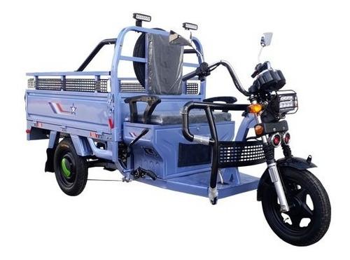 triciclo electrico fabricado por zongshen modelo jili-4.