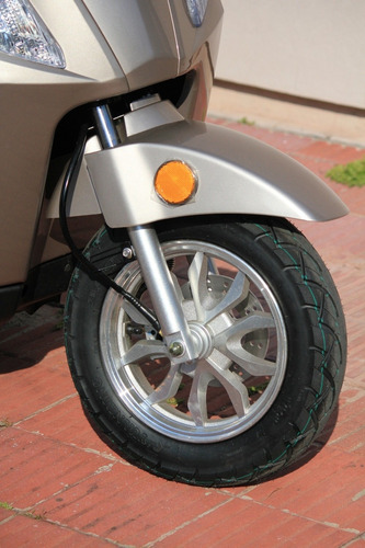 triciclo electrico golf elpra no sunra lucky lion