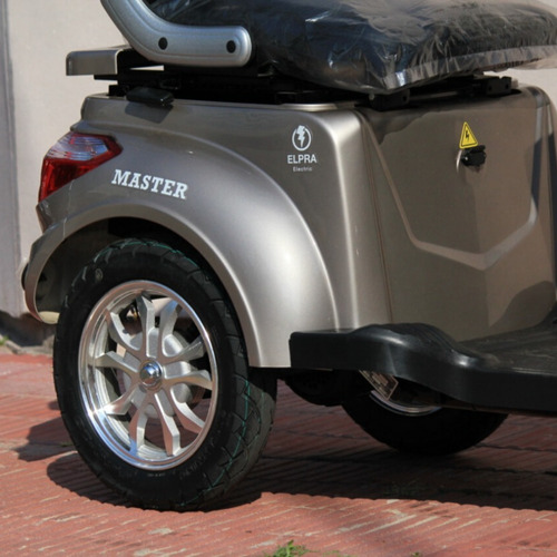 triciclo eléctrico golf master / 1200watts / hot sale