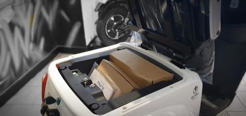 triciclo eléctrico master / motor 1200w / envío sin cargo