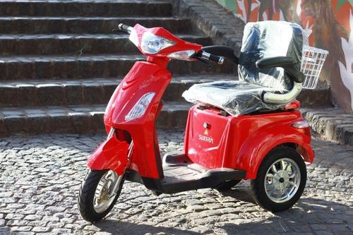 triciclo eléctrico para el golf - plan gob 16% - viñolo  /e
