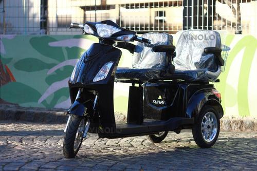 triciclo eléctrico para gente mayor o dispacitados viñolo /a