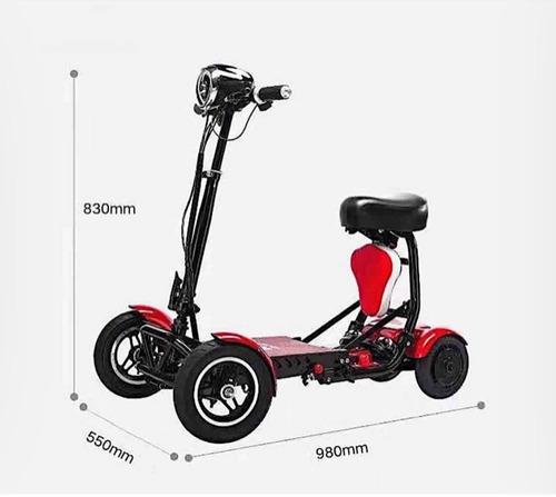 triciclo electrico rojabe rjb-012 - rjb-051