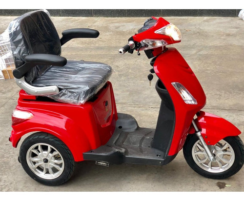 triciclo eléctrico sunra ahora 12 cuotas s/interés