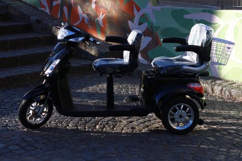 triciclo eléctrico sunra modelo shinox /a
