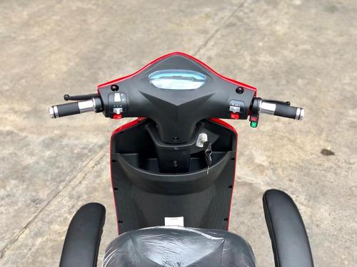 triciclo electrico sunra modelo shinox - viñolo vehiculos /g