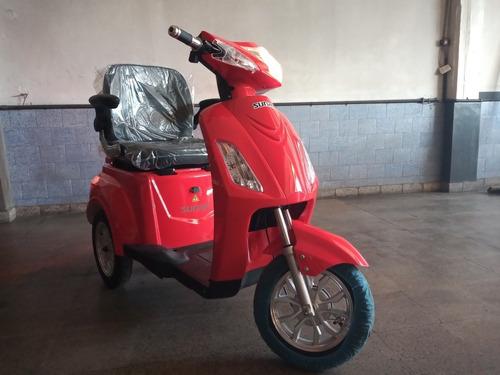triciclo electrico sunra shino