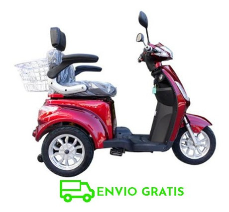 triciclo electrico sunra shino no elpra no lucky lion