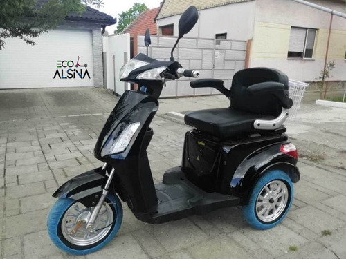 triciclo electrico sunra shino p/ golf discapacitados