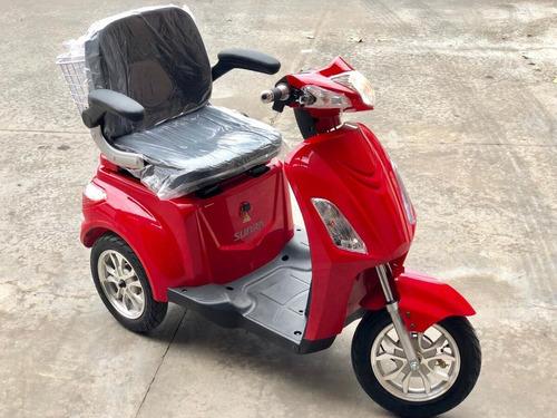 triciclo eléctrico sunra shinox año 2020