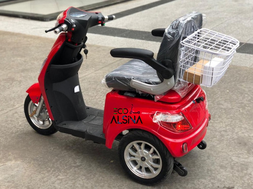 triciclo eléctrico sunra shinox new model 2020 - eco alsina