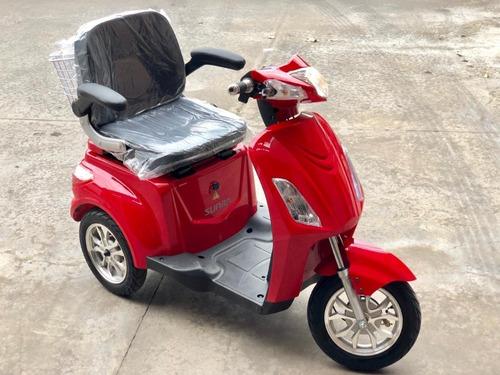 triciclo eléctrico sunra - viñolo vehículos eléctricos/g
