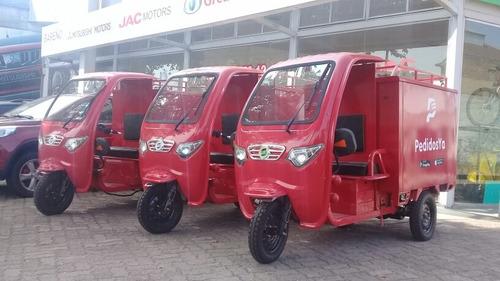 triciclo eléctrico wheele