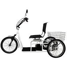 triciclo elétrico cadeirantes deficientes físicos 800 watts