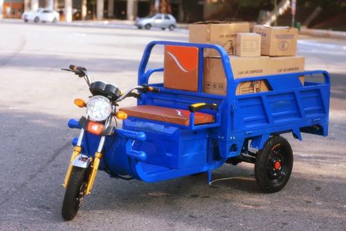 triciclo elétrico de carga