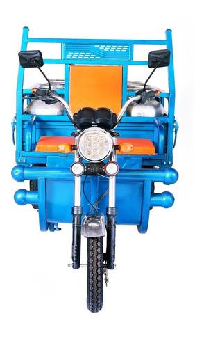 triciclo elétrico de carga novo
