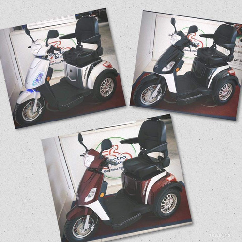 triciclo elétrico idosos e deficientes eletrico