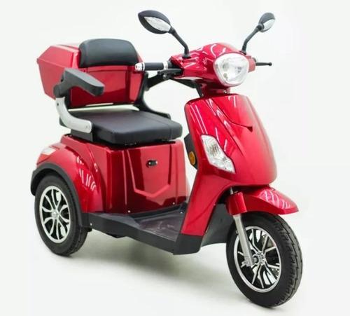 triciclo elétrico para cadeirante 600w