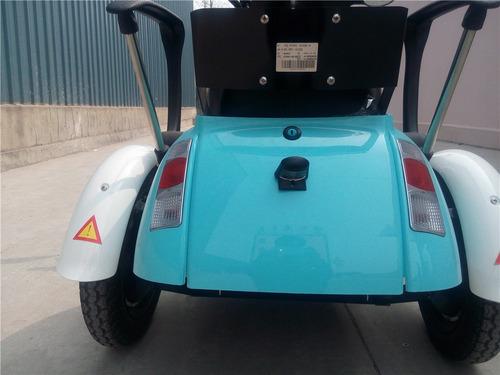 triciclo eletrico scooter 1000w