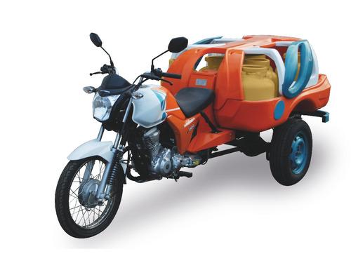 triciclo fusco motosegura gás titanio supergasbras 2019 2019