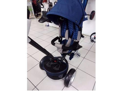triciclo giratorio y reclinable ebaby