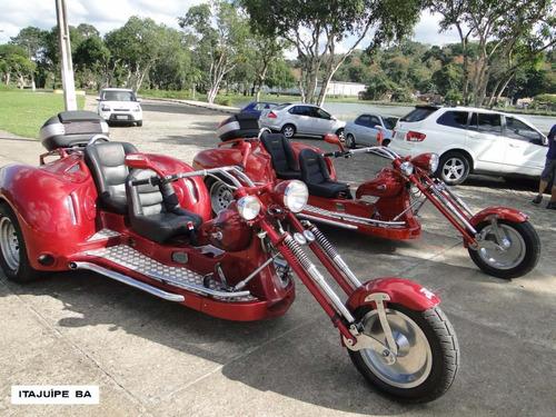 triciclo hotsnake 1.4 l flex com injeção