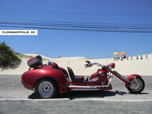 triciclo hotsnake 2011 1.4 l flex com injeção