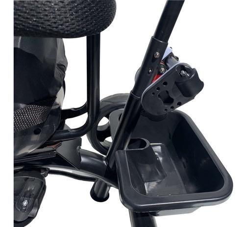 triciclo infantil asiento con giro de 360° grados