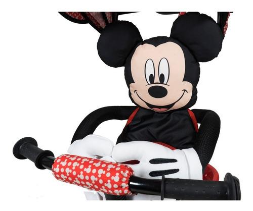triciclo infantil disney mickey xg18819