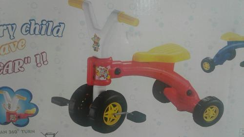 triciclo infantil juguete