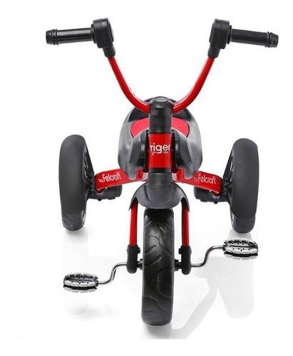 triciclo infantil metalico plegable super  reforzado promo