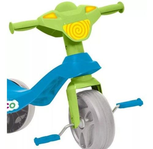 triciclo infantil motoca tico tico para diversão da criança