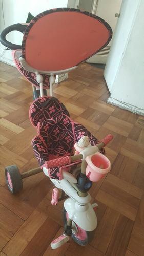 triciclo infantil smartrike