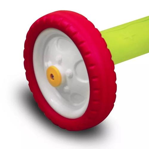 triciclo infantil unissex kids 3 nathor