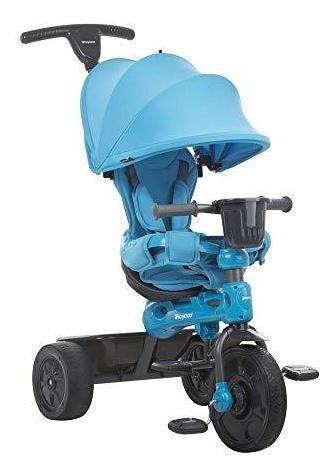 triciclo joovy triciclo 4.1, azul