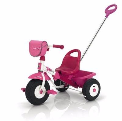 triciclo kettler layana color rosa en excelentes condiciones 1 en mercado libre. Black Bedroom Furniture Sets. Home Design Ideas