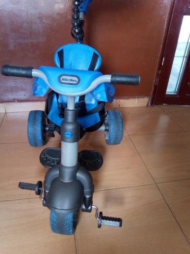 triciclo little tikes