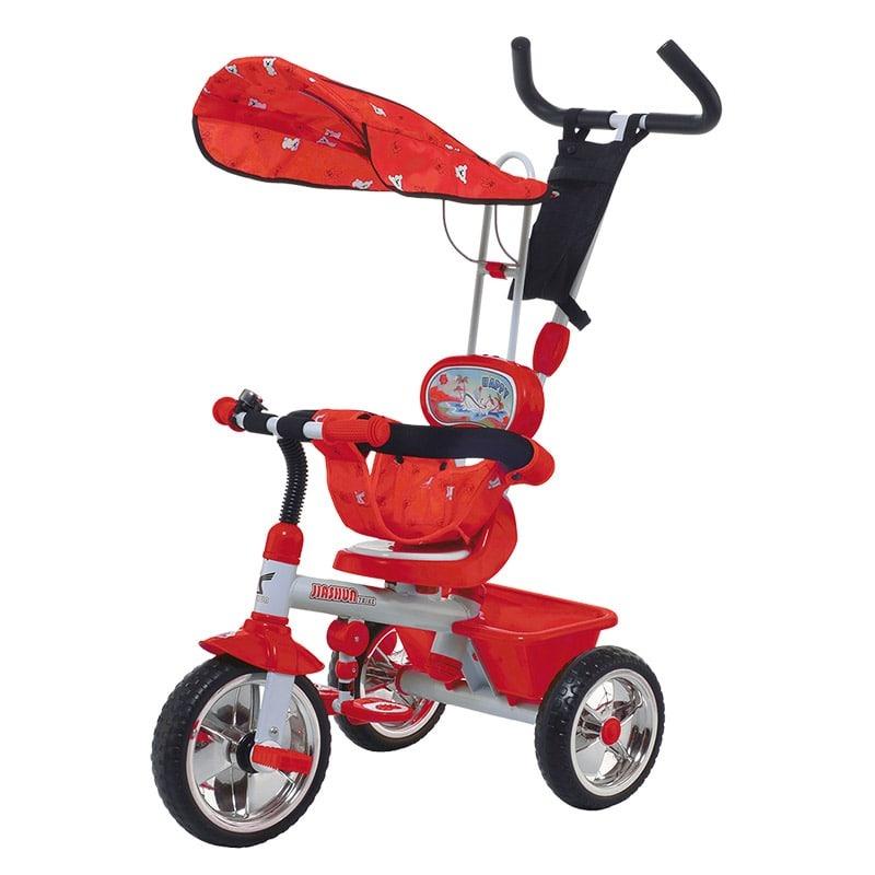 5cbfe482386f4 triciclo mega art.579 rojo edad 1 a 3 años biemme. Cargando zoom.